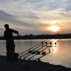 Cetariu, un mic paradis al pescarilor de crap
